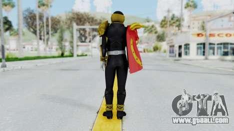 Kamen Rider Beast Buffa for GTA San Andreas third screenshot