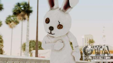 Lollipop Chainsaw Juliet Starling BunnyRabbit for GTA San Andreas