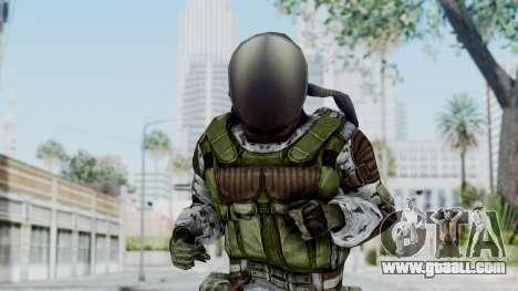 Monolith Scientific Suit for GTA San Andreas