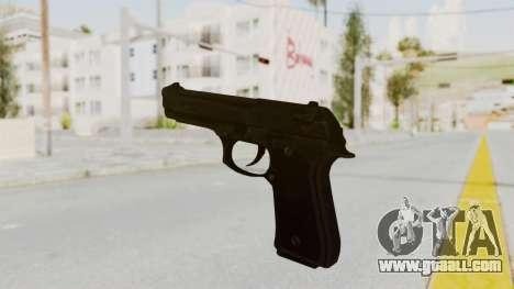 Beretta M9 for GTA San Andreas third screenshot
