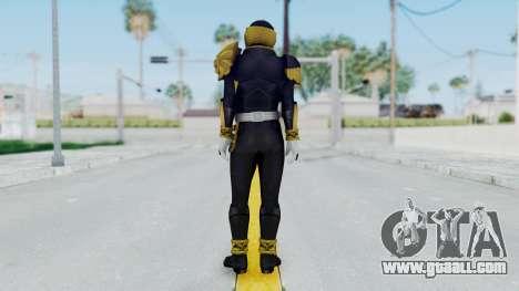 Kamen Rider Beast for GTA San Andreas third screenshot