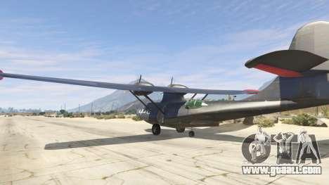 GTA 5 PBY 5 Catalina third screenshot