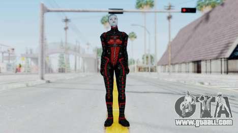 Mass Effect 2 Monrith Commando for GTA San Andreas second screenshot