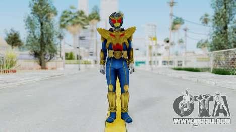 Kamen Rider Hyper Beast for GTA San Andreas second screenshot