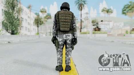 Black Mesa - HECU Marine v1 for GTA San Andreas third screenshot