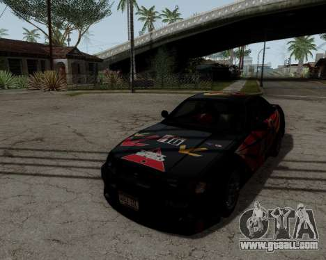 Nissan R33 GT-R Tunable for GTA San Andreas