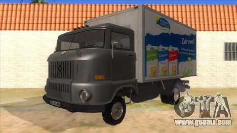 IFA W50 for GTA San Andreas
