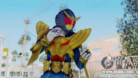 Kamen Rider Hyper Beast for GTA San Andreas