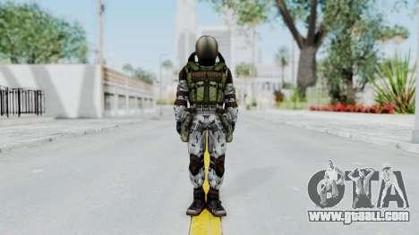 Monolith Scientific Suit for GTA San Andreas second screenshot