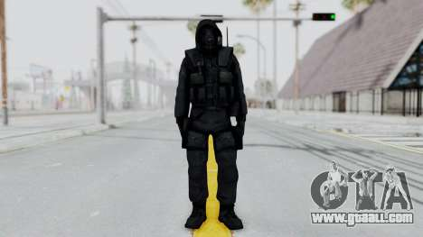 Hodeed SAS 9 for GTA San Andreas second screenshot
