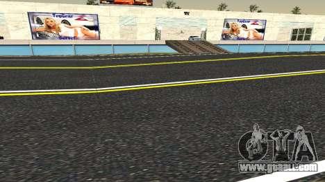New textures for Criminal Russia for GTA San Andreas sixth screenshot