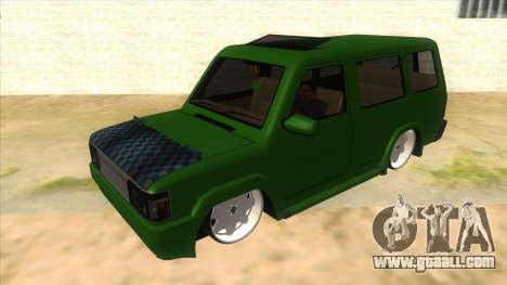 Toyota Kijang Grand Extra IKC for GTA San Andreas