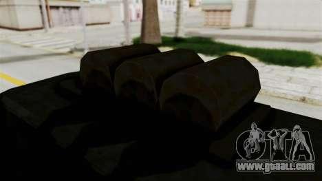 Boodhound Burrito - Manhunt 2 for GTA San Andreas right view