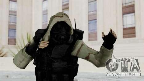 Hodeed SAS 2 for GTA San Andreas