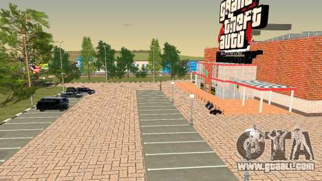 New textures for Criminal Russia for GTA San Andreas