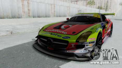 Mercedes-Benz SLS AMG GT3 PJ6 for GTA San Andreas