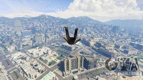 GTA 5 Nice Fly 2.5 second screenshot