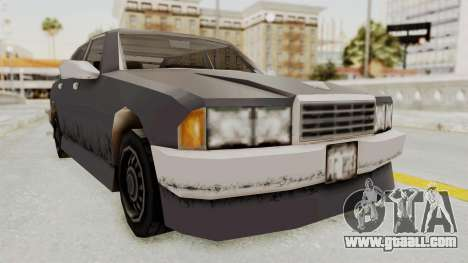 GTA 3 Mafia Sentinel for GTA San Andreas