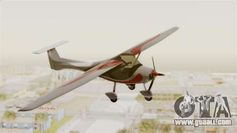 Ultralight Allegro 2000 for GTA San Andreas