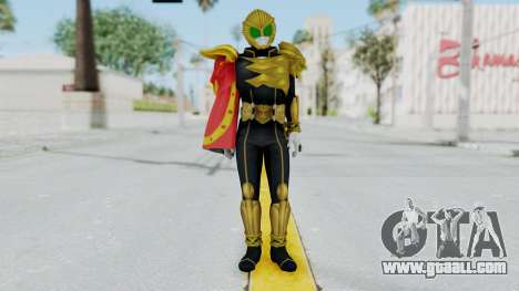 Kamen Rider Beast Buffa for GTA San Andreas second screenshot