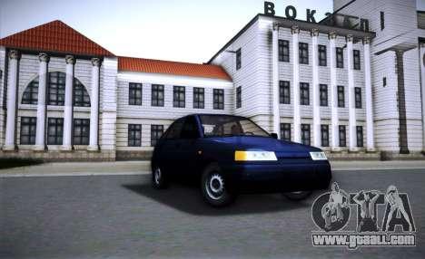 VAZ 2111 for GTA San Andreas
