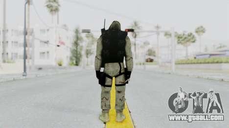Hodeed SAS 2 for GTA San Andreas third screenshot