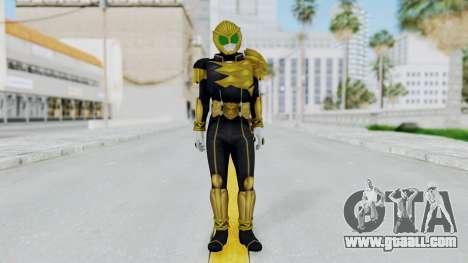 Kamen Rider Beast for GTA San Andreas second screenshot