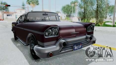 GTA 5 Declasse Tornado Bobbles and Plaques for GTA San Andreas