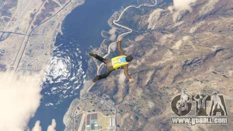 GTA 5 Nice Fly 2.5 ninth screenshot