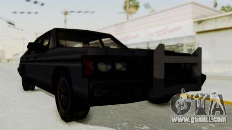 Cruiser from Manhunt 2 for GTA San Andreas