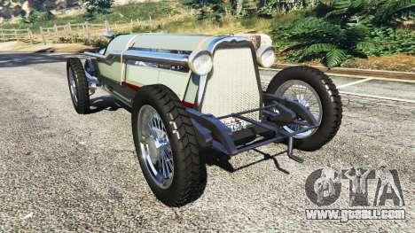 Fiat Mefistofele for GTA 5