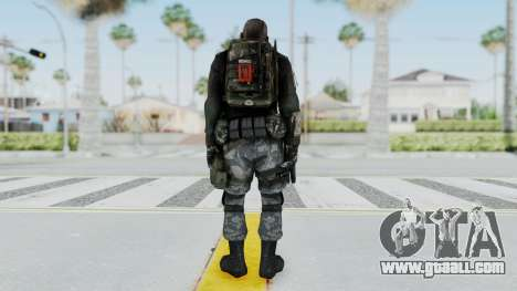 Battery Online Soldier 3 v4 for GTA San Andreas third screenshot