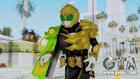 Kamen Rider Beast Chameleo for GTA San Andreas