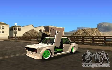 VAZ 2107 Race for GTA San Andreas