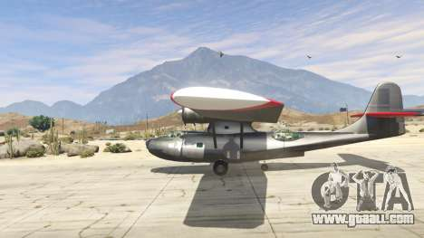 GTA 5 PBY 5 Catalina second screenshot