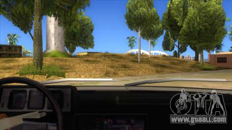 Kartal 2007 69 Serisi for GTA San Andreas inner view