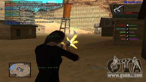 Damage Informer for GTA San Andreas