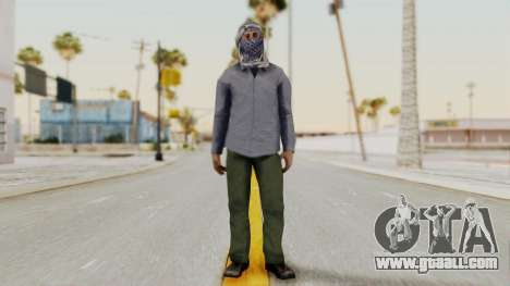 Middle East Insurgent v2 for GTA San Andreas second screenshot