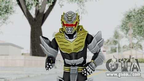 Power Rangers Megaforce - Knight for GTA San Andreas