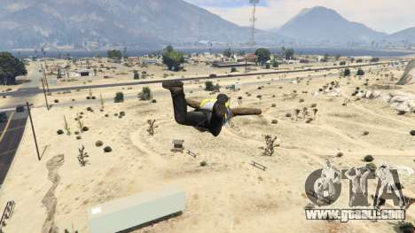 GTA 5 Nice Fly 2.5 third screenshot