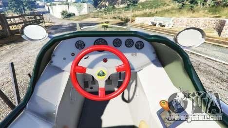 GTA 5 Fiat Mefistofele rear right side view