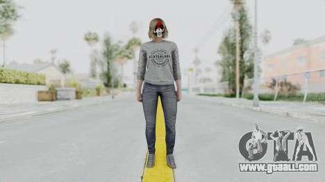 Lowriders Custom Classics DLC Female for GTA San Andreas second screenshot