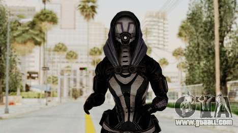 Mass Effect 3 Tali Zorah Armor DLC for GTA San Andreas