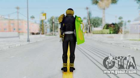 Kamen Rider Beast Chameleo for GTA San Andreas third screenshot