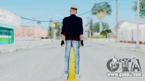 Skin of IMVU v1 for GTA San Andreas third screenshot