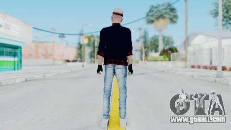 Skin of IMVU v1 for GTA San Andreas third screenshot