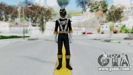 Power Rangers RPM - Black for GTA San Andreas second screenshot