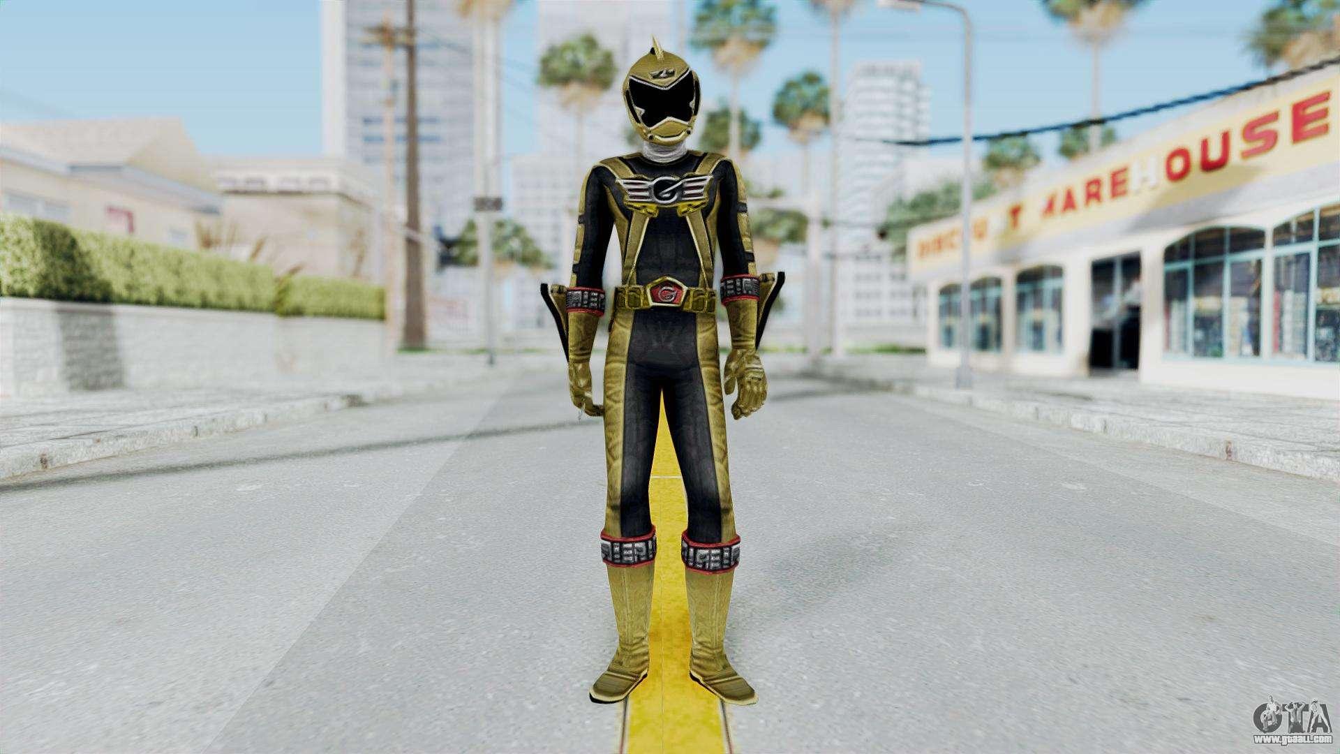 Power Rangers RPM - Go...