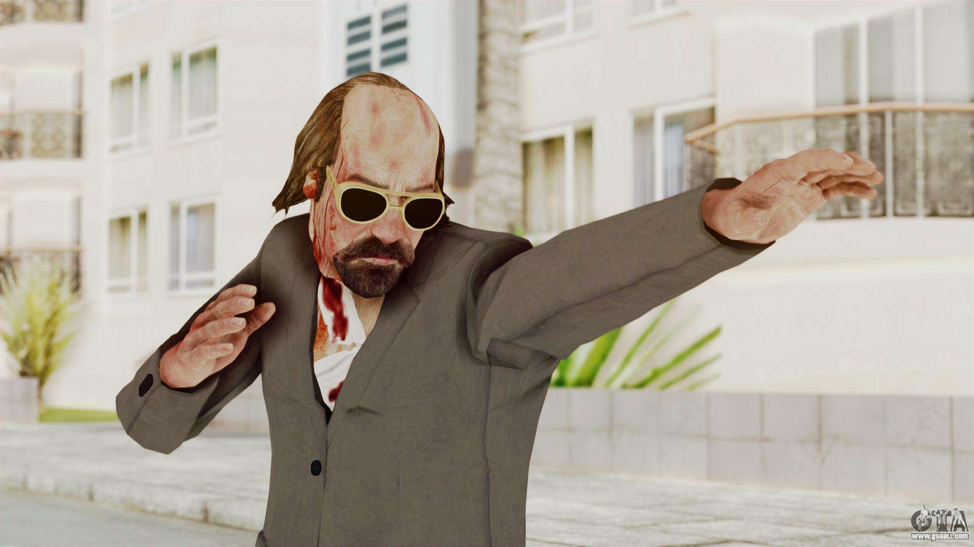 Kane nd Lynch 2 - Lynch Final Mission for GTA San Andreas