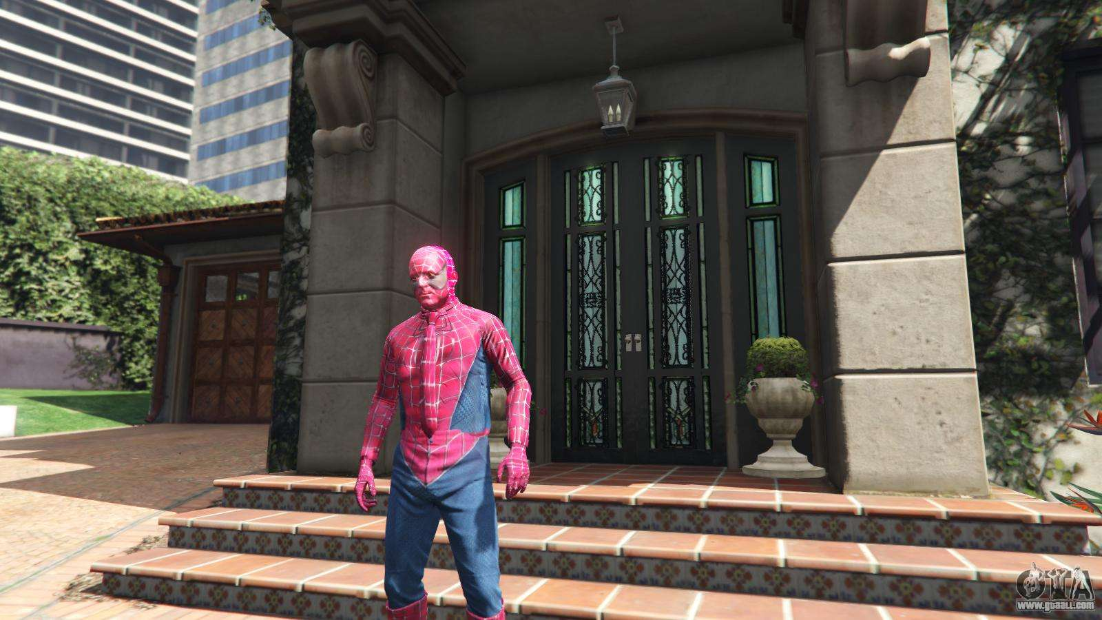 Spiderman For Gta 5